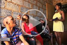 South Africa | Ms Matshidiso Mokwape's story | Nelson Mandela Foundation