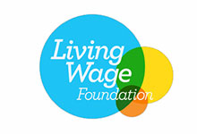 Logo of Living Wage Foundation
