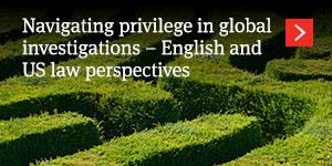 Navigating privilege
