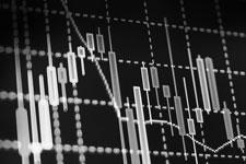 Stock Market B&W
