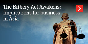 The Bribery Act Awakens