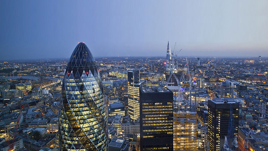 Image of London skyscape