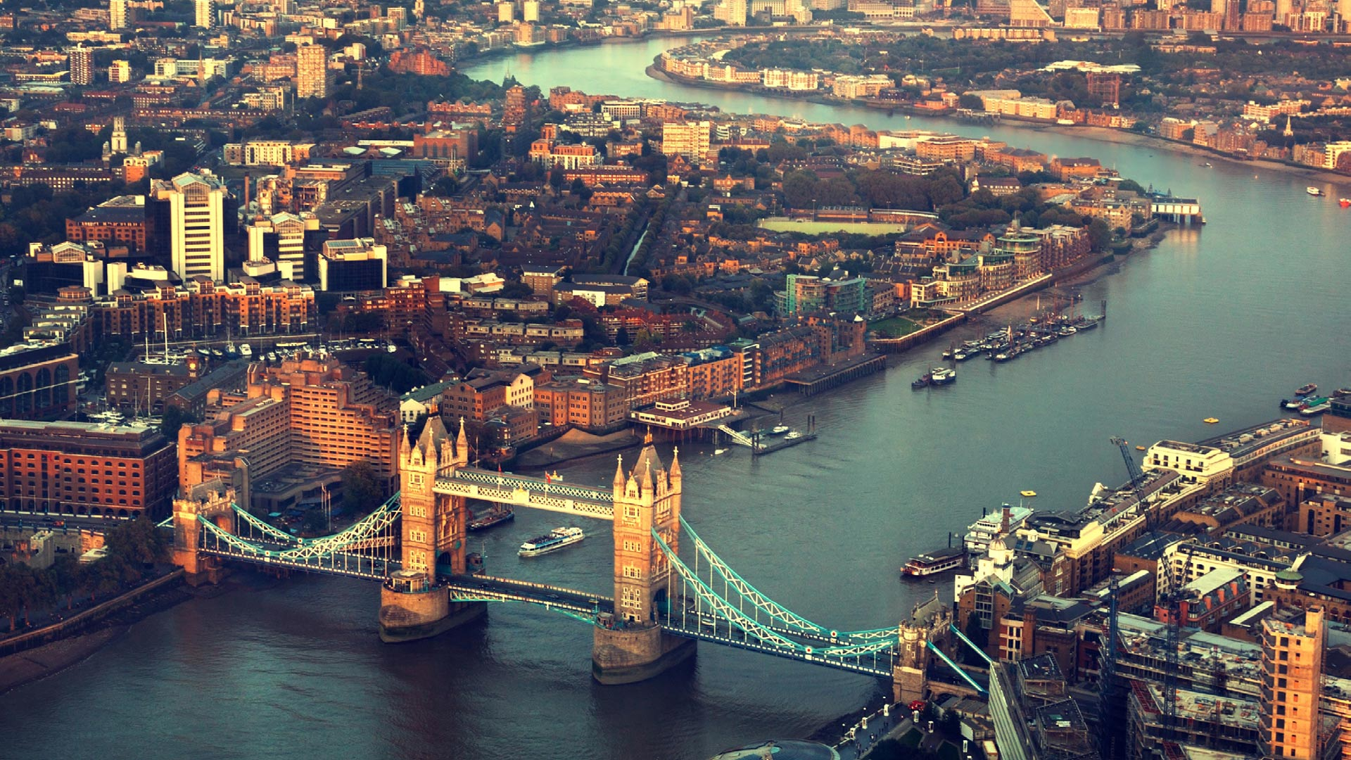 The UK government moves infrastructure and greening the built environment to the top of its agenda