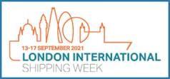 London International Shipping week logo