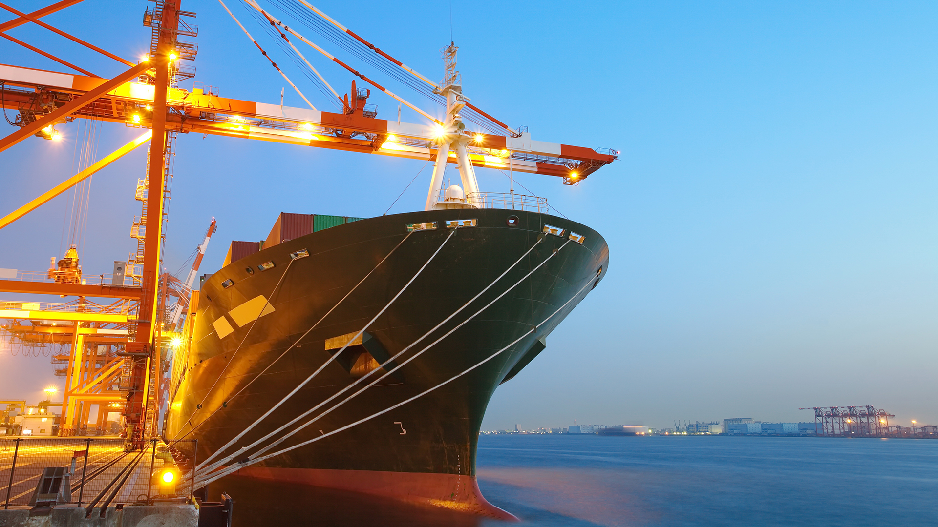 Modern Slavery and Human Trafficking reporting: the risks of modern slavery in maritime supply chains