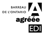 Barreau de l'Ontario EDI