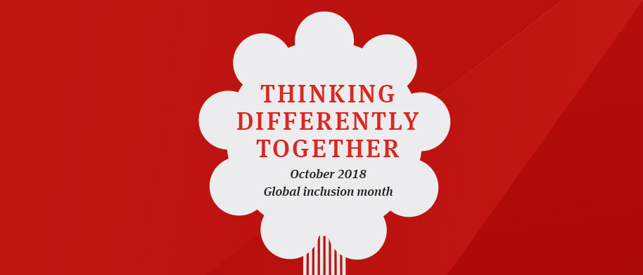 global inclusion month