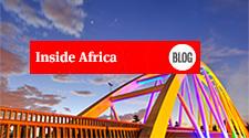 Inside Africa microsite