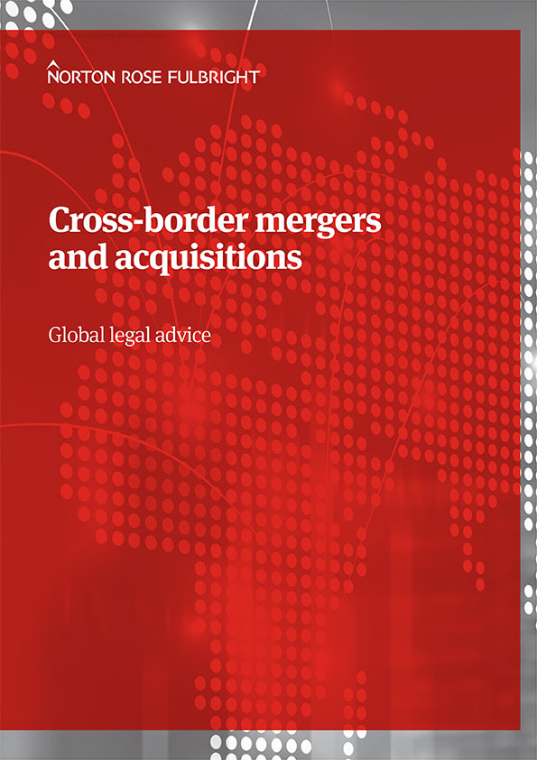 Cross border M&A