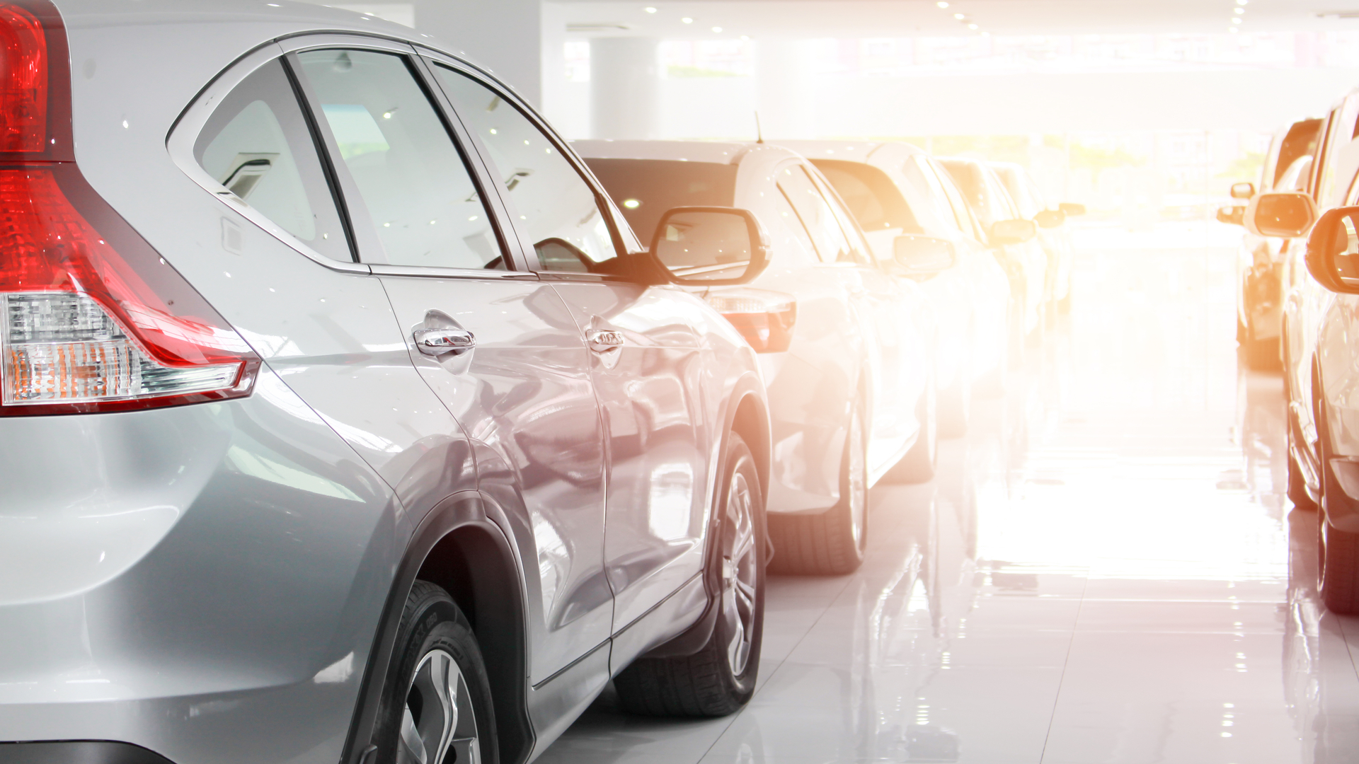 Motor vehicle changes to Franchise Code effective now