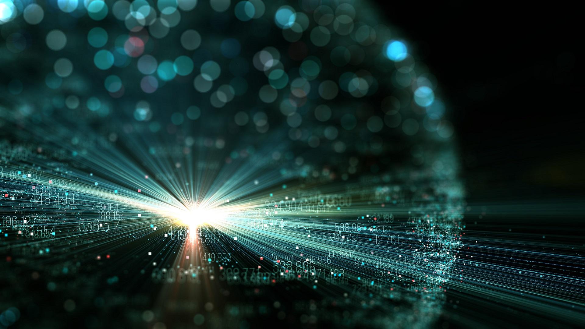 fibre optics and numbers