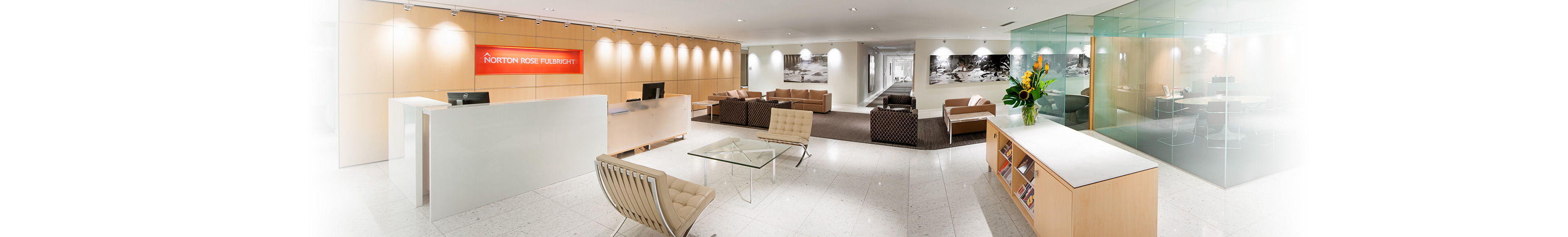 Montreal office reception