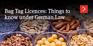 Bag Tag License: Things to know under German Law