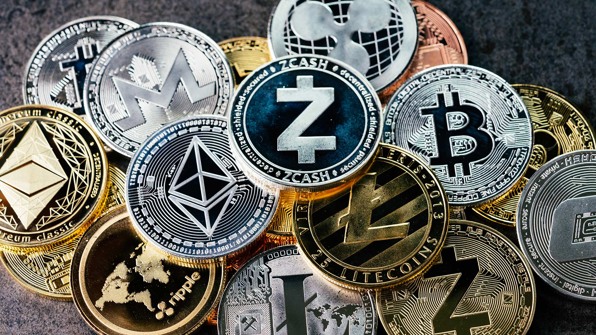 Cryptocurrency tokens