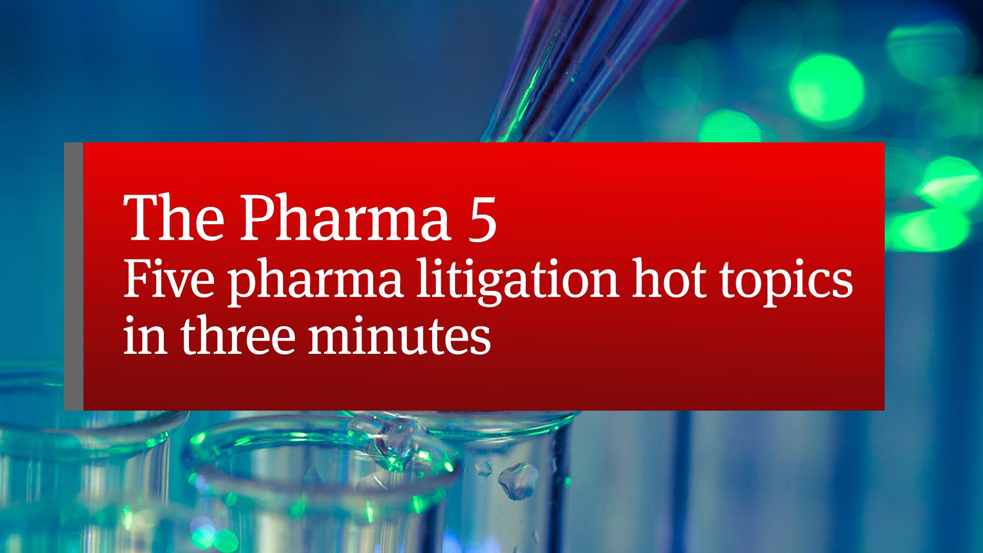 The Pharma 5